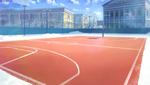 Basketball Court (Winter) Full