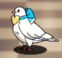 Star Medal Dove White Day
