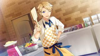 (Cooking Leader) Arashi Narukami CG