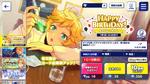 Sora Harukawa Birthday 2021 Scout
