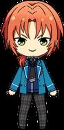 Leo Tsukinaga student uniform chibi.png