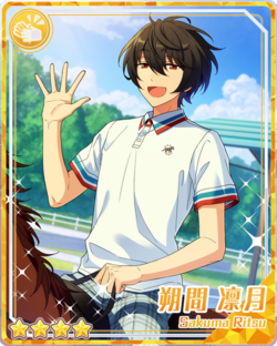 (Horse Riding and Calm) Ritsu Sakuma.png
