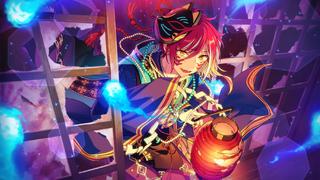 (Red-Haired Onryo) Natsume Sakasaki CG2