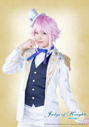 Tori Judge of Knights Stage Play Official