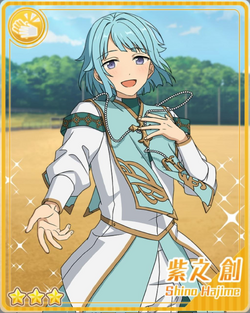 (Priest of Blue Roses) Hajime Shino Bloomed.png