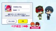 Ensemble with Senpai Mission Confirm Team