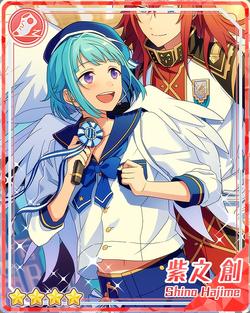 (Angel and Singing Voice) Hajime Shino.png