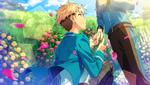 (Maiden's Flower Garden) Arashi Narukami CG