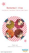 Gamegift Fanpage 2nd Anniversary Basketball Club Wallpaper