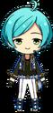 Kanata Shinkai ES RYUSEITAI Uniform chibi.png