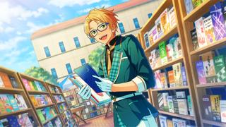 (Books and Memories) Makoto Yuuki CG2