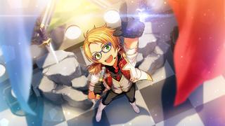 (Moving Forward) Makoto Yuuki CG2