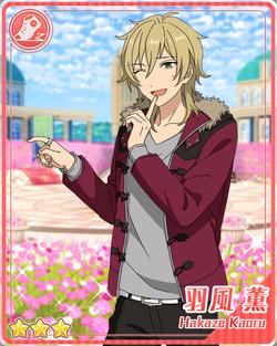 (Flowers and Sightseeing) Kaoru Hakaze.png
