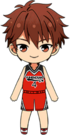 Chiaki Morisawa Basketball Club Uniform chibi.png