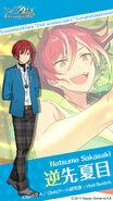 2nd Anniversary Natsume Sakasaki 640x1136