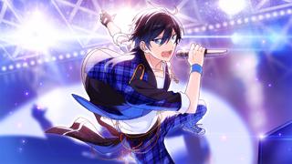(With All His Might) Hokuto Hidaka CG2