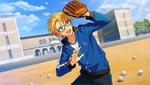 (Reliable Play Ball) Makoto Yuuki CG