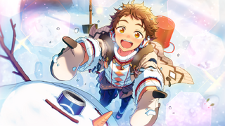 (Snowman) Mitsuru Tenma CG2