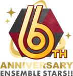 6th Anniversary Logo