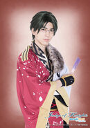 Keito Judge of Knights Stage Play Official