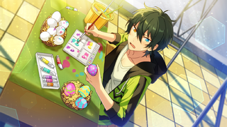 (Black Easter) Mika Kagehira CG