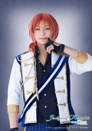 Leo Judge of Knights Stage Play Official