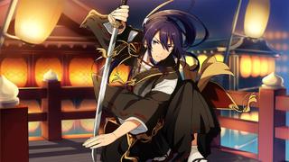 (Samurai Quarrel) Souma Kanzaki CG2