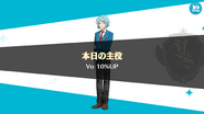 Hajime Shino Birthday Vocal 10% Up