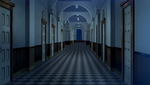 Hallway (Curtains Down) Full