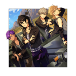 Dream Live 3rd Undead CD textless