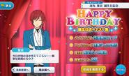 Natsume Sakasaki Birthday Campaign