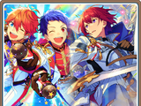 Stars ★ Glitter of the Prism