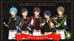 4th Starry Stage RYUSEITAI Unit Art