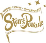 Starry Stage 4th Logo (Gold)