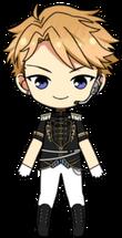 Arashi Narukami Duel Uniform chibi.png