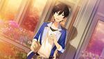 (Sense of Responsibility and His Friends) Hokuto Hidaka CG2