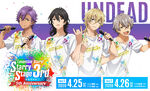 UNDEAD Starry Stage 3rd