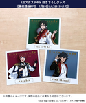 Star's Parade Photo Card Collection (August Unit Performance Ver.) Promotional Photo 2