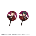 Star's Parade Clear Support Uchiwa Fan (July Unit Performance Ver.) Valkyrie