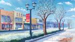 School Route (Winter) Full