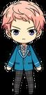 Shu Itsuki student uniform chibi.png