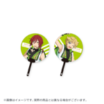 Star's Parade Clear Support Uchiwa Fan (July Unit Performance Ver.) Switch
