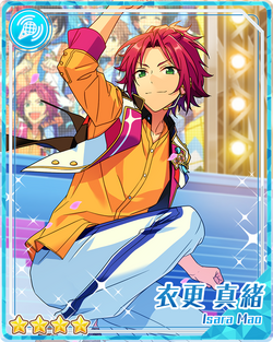 (4th Anniversary) Mao Isara Bloomed.png