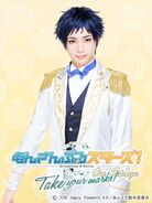 Yuzuru Take Your Marks Stage Play Official