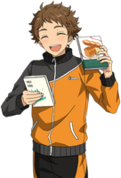 (Books and Discovery) Mitsuru Tenma Full Render Bloomed.png