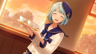 (Hospitality) Hajime Shino CG