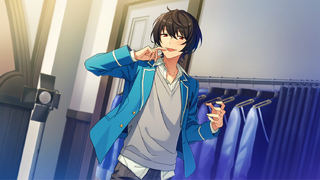 (Mischief and Stage) Ritsu Sakuma CG