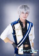 Izumi Judge of Knights Stage Play Official
