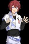 (Blessed Hospitality) Tsukasa Suou Full Render