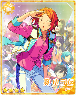 (4th Anniversary) Yuta Aoi Bloomed.png
